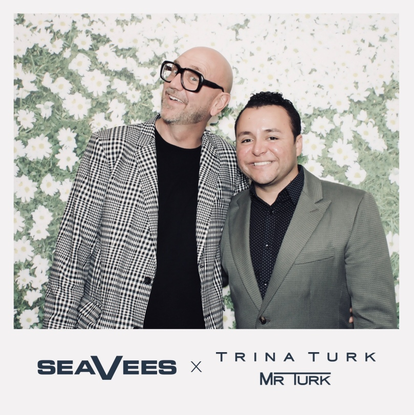 Mr. Turk SeeVees with Wayne Sampson
